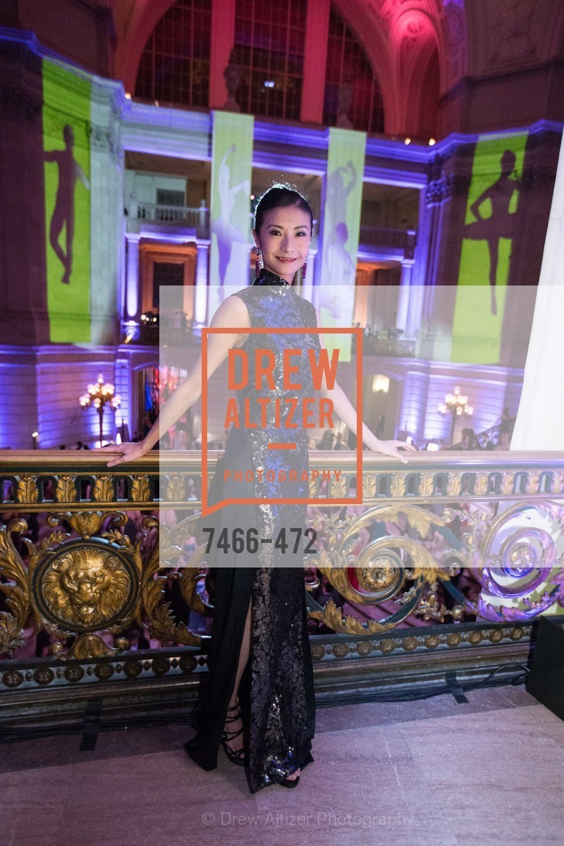 Yuan Yuan Tan, SAN FRANCISCO BALLET Opening Night Gala: PHENOMENAL - Intermission & Dinner, US. SF City Hall, January 22nd, 2014,Drew Altizer, Drew Altizer Photography, full-service agency, private events, San Francisco photographer, photographer california