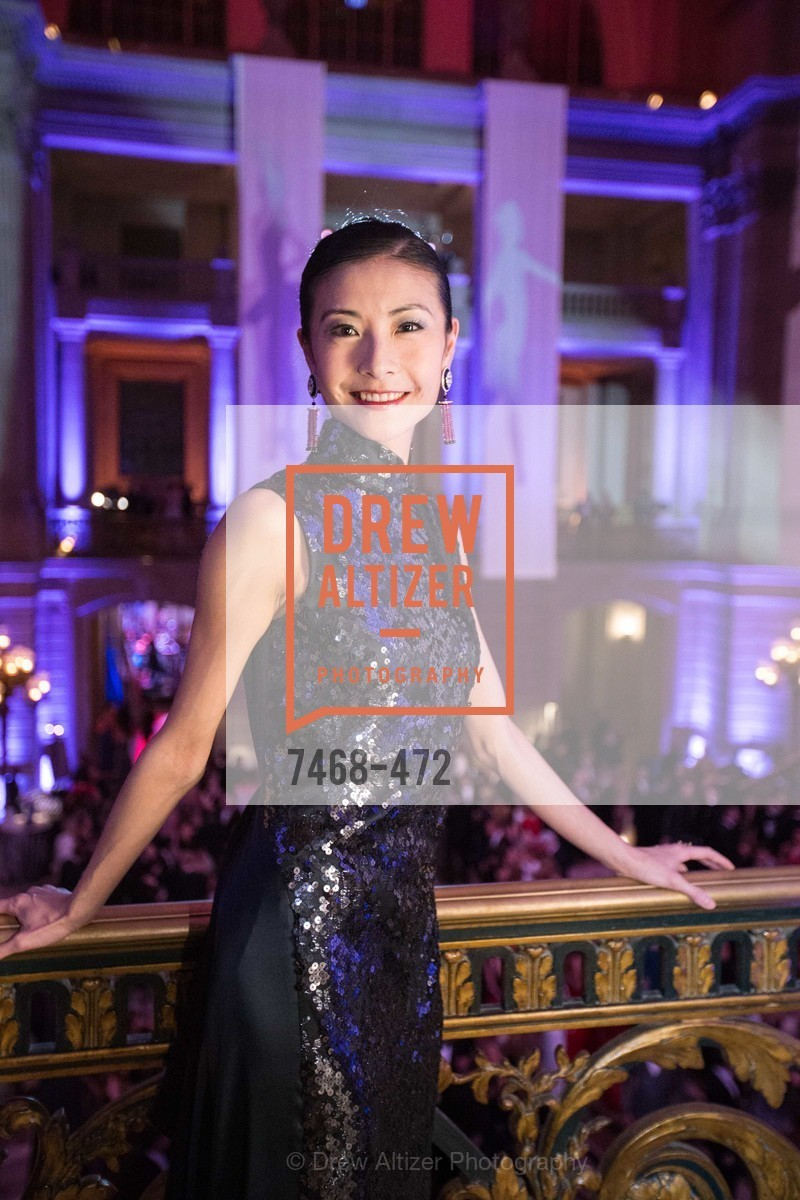 Yuan Yuan Tan, SAN FRANCISCO BALLET Opening Night Gala: PHENOMENAL - Intermission & Dinner, US. SF City Hall, January 22nd, 2014,Drew Altizer, Drew Altizer Photography, full-service event agency, private events, San Francisco photographer, photographer California