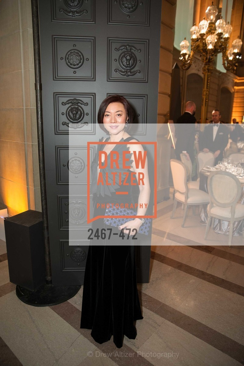 Lina Liou, SAN FRANCISCO BALLET Opening Night Gala: PHENOMENAL - Intermission & Dinner, US. SF City Hall, January 22nd, 2014,Drew Altizer, Drew Altizer Photography, full-service agency, private events, San Francisco photographer, photographer california