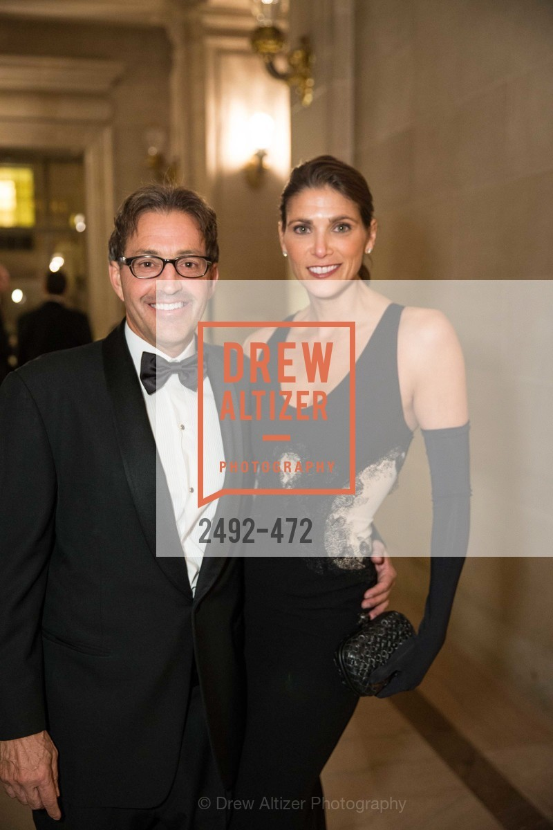 Andy Chase, Christine Williams, SAN FRANCISCO BALLET Opening Night Gala: PHENOMENAL - Intermission & Dinner, US. SF City Hall, January 22nd, 2014,Drew Altizer, Drew Altizer Photography, full-service agency, private events, San Francisco photographer, photographer california