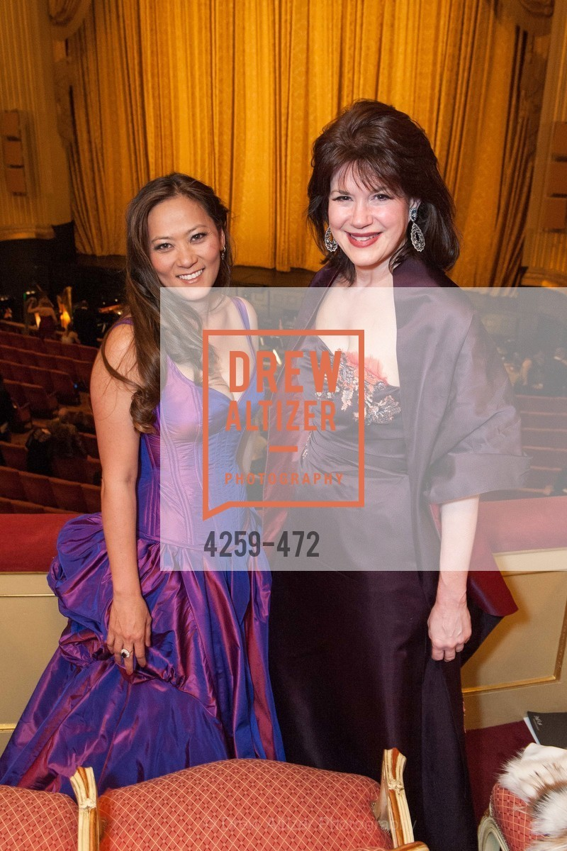 Elizabeth Fullerton, Elaine Mellis, SAN FRANCISCO BALLET Opening Night Gala: PHENOMENAL - Intermission & Dinner, US. SF City Hall, January 22nd, 2014,Drew Altizer, Drew Altizer Photography, full-service event agency, private events, San Francisco photographer, photographer California