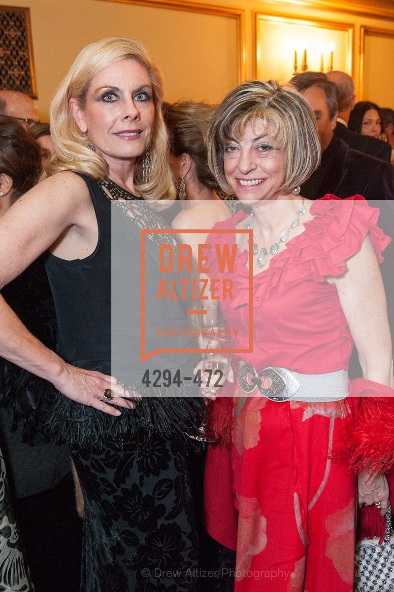 Jacqueline Jacoby, Ludmilla Eggleton, SAN FRANCISCO BALLET Opening Night Gala: PHENOMENAL - Intermission & Dinner, US. SF City Hall, January 22nd, 2014,Drew Altizer, Drew Altizer Photography, full-service agency, private events, San Francisco photographer, photographer california