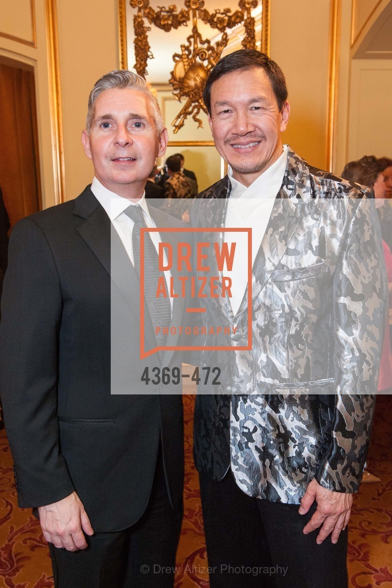 Eric Murphy, Timothy Wu, SAN FRANCISCO BALLET Opening Night Gala: PHENOMENAL - Intermission & Dinner, US. SF City Hall, January 22nd, 2014,Drew Altizer, Drew Altizer Photography, full-service agency, private events, San Francisco photographer, photographer california