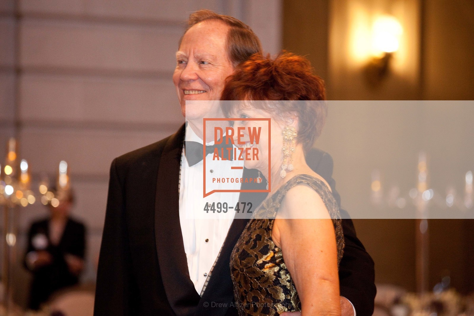 Charlie Thornton, Suzanne Thornton, SAN FRANCISCO BALLET Opening Night Gala: PHENOMENAL - Intermission & Dinner, US. SF City Hall, January 22nd, 2014,Drew Altizer, Drew Altizer Photography, full-service agency, private events, San Francisco photographer, photographer california