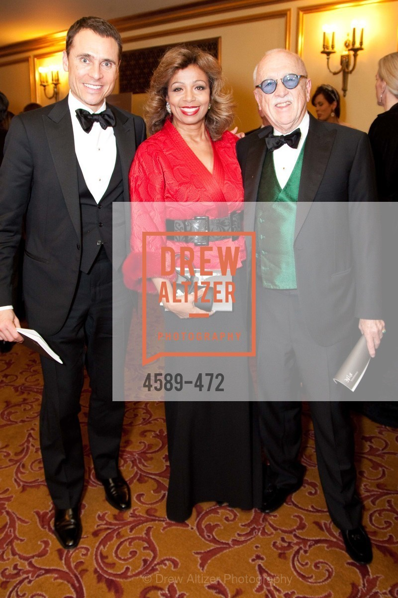 Jeff Garelick, Cherie Chambers, Wilkes Bashford, SAN FRANCISCO BALLET Opening Night Gala: PHENOMENAL - Intermission & Dinner, US. SF City Hall, January 22nd, 2014,Drew Altizer, Drew Altizer Photography, full-service agency, private events, San Francisco photographer, photographer california