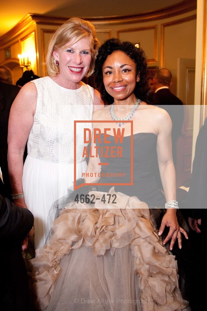 Jennifer Brandenburg, Tanya Powell, SAN FRANCISCO BALLET Opening Night Gala: PHENOMENAL - Intermission & Dinner, US. SF City Hall, January 22nd, 2014,Drew Altizer, Drew Altizer Photography, full-service agency, private events, San Francisco photographer, photographer california