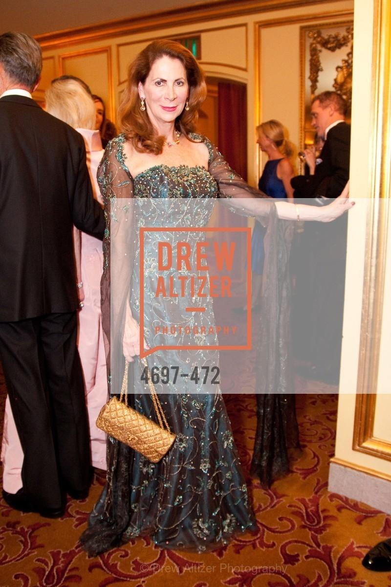 Patricia Ferrin Loucks, SAN FRANCISCO BALLET Opening Night Gala: PHENOMENAL - Intermission & Dinner, US. SF City Hall, January 22nd, 2014