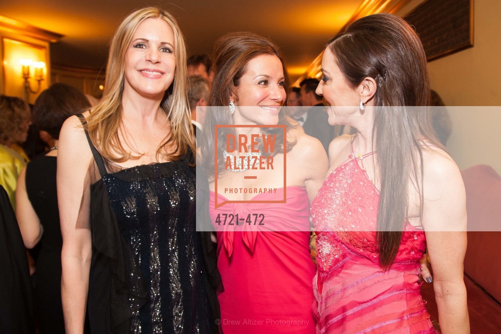Mary Beth Shimmon, Claudia Ross, Marybeth Lamotte, SAN FRANCISCO BALLET Opening Night Gala: PHENOMENAL - Intermission & Dinner, US. SF City Hall, January 22nd, 2014,Drew Altizer, Drew Altizer Photography, full-service agency, private events, San Francisco photographer, photographer california