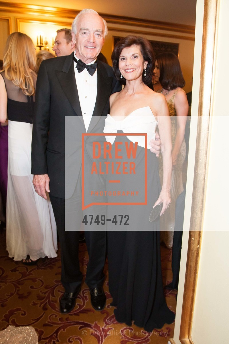 Tom Valler, Julie Valler, SAN FRANCISCO BALLET Opening Night Gala: PHENOMENAL - Intermission & Dinner, US. SF City Hall, January 22nd, 2014,Drew Altizer, Drew Altizer Photography, full-service agency, private events, San Francisco photographer, photographer california