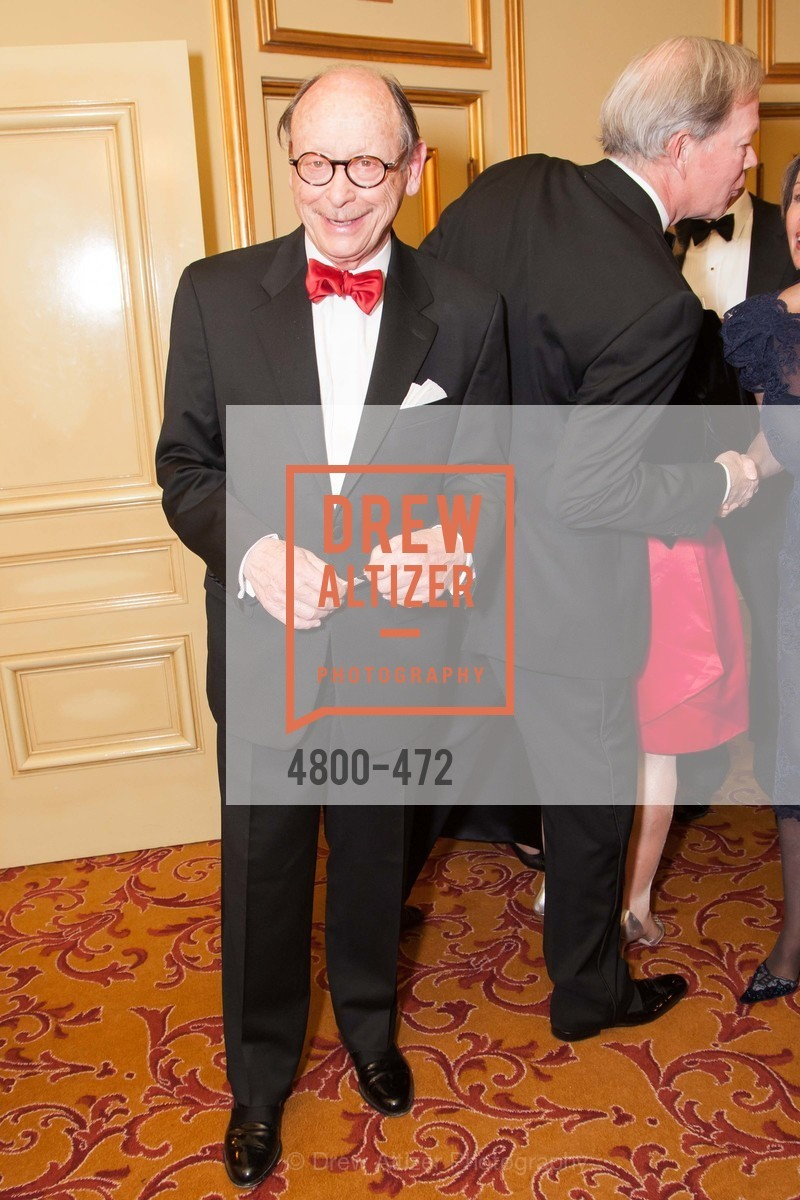 Bernard Osher, SAN FRANCISCO BALLET Opening Night Gala: PHENOMENAL - Intermission & Dinner, US. SF City Hall, January 22nd, 2014,Drew Altizer, Drew Altizer Photography, full-service agency, private events, San Francisco photographer, photographer california