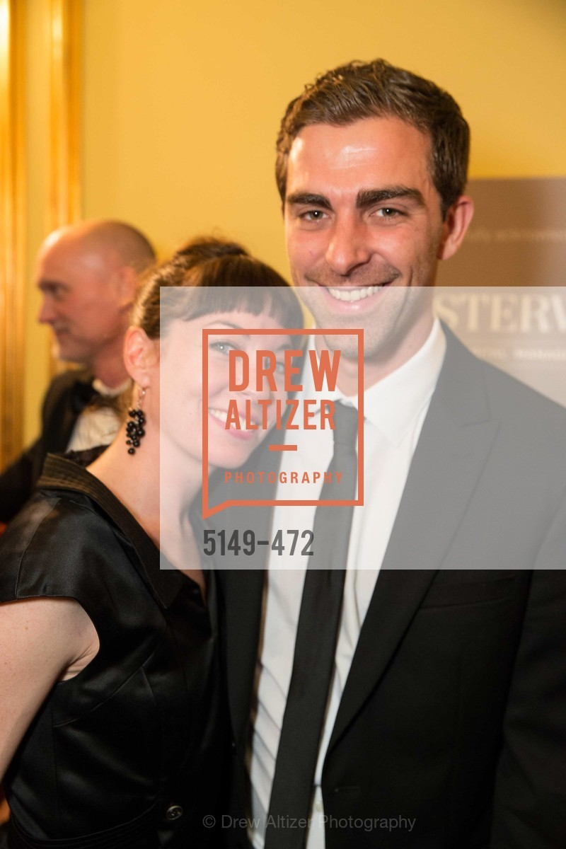 Charley Cohen, May Aldred, SAN FRANCISCO BALLET Opening Night Gala: PHENOMENAL - Intermission & Dinner, US. SF City Hall, January 22nd, 2014,Drew Altizer, Drew Altizer Photography, full-service event agency, private events, San Francisco photographer, photographer California