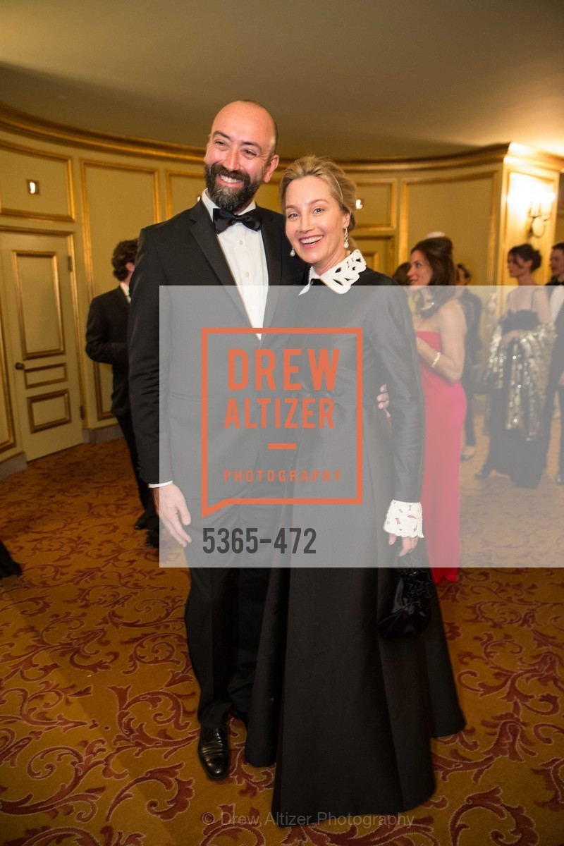 Rolando Beramendi, Erin Glenn, SAN FRANCISCO BALLET Opening Night Gala: PHENOMENAL - Intermission & Dinner, US. SF City Hall, January 22nd, 2014,Drew Altizer, Drew Altizer Photography, full-service agency, private events, San Francisco photographer, photographer california