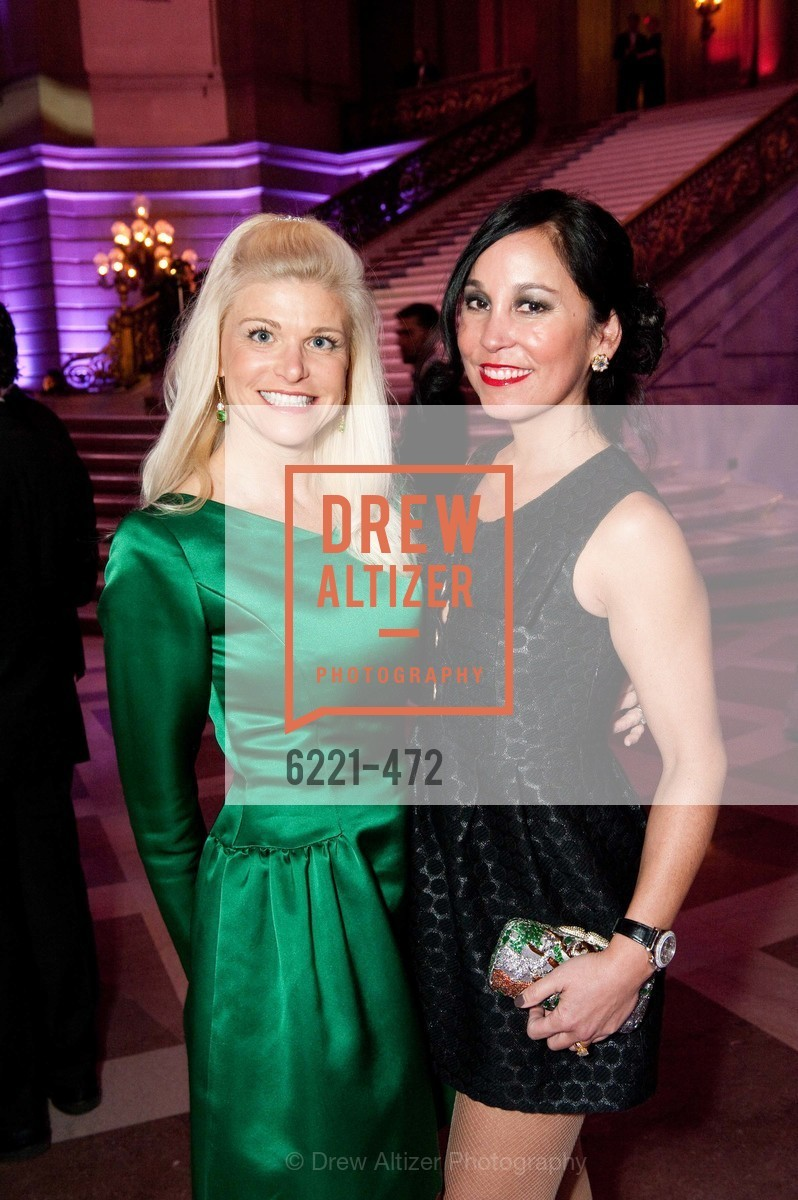 Lori Shigekane, Michell Molfino, SAN FRANCISCO BALLET Opening Night Gala: PHENOMENAL - Intermission & Dinner, US. SF City Hall, January 22nd, 2014,Drew Altizer, Drew Altizer Photography, full-service agency, private events, San Francisco photographer, photographer california