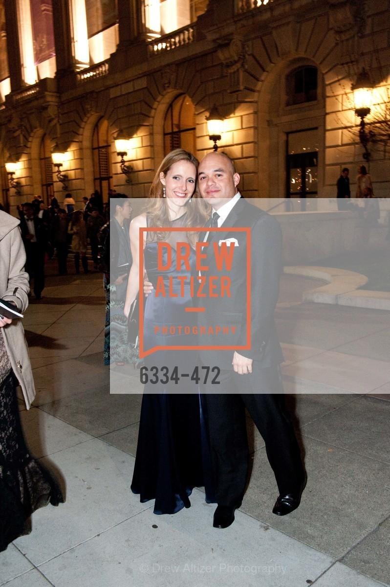 Top Picks, SAN FRANCISCO BALLET Opening Night Gala: PHENOMENAL - Intermission & Dinner, January 22nd, 2014, Photo