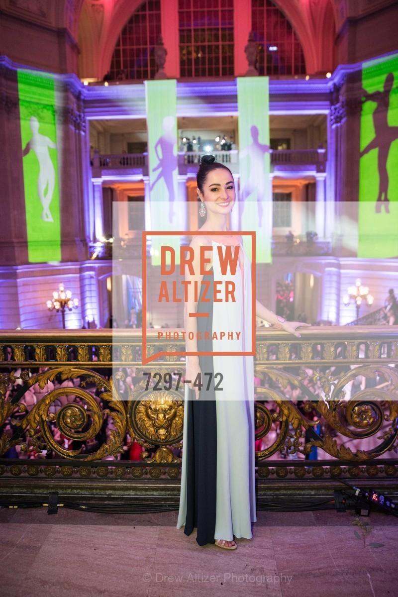 Mathilde Froustey, SAN FRANCISCO BALLET Opening Night Gala: PHENOMENAL - Intermission & Dinner, US. SF City Hall, January 22nd, 2014,Drew Altizer, Drew Altizer Photography, full-service agency, private events, San Francisco photographer, photographer california