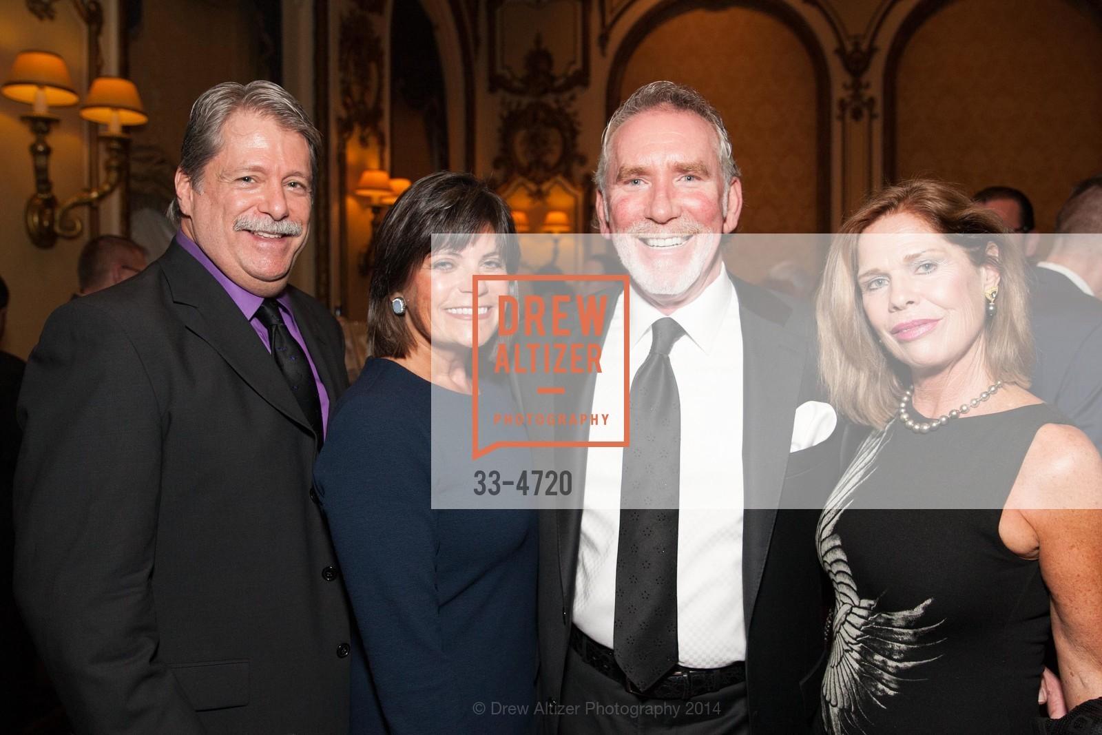 Michael Rose, Lauren Dirk, Wayne ?, Ramona May, Photo #33-4720