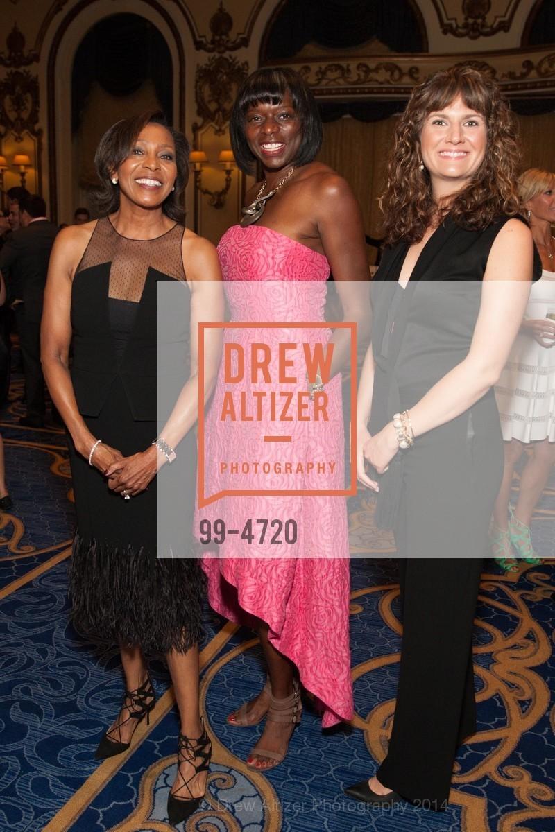 Deborah Rufus, Kelly Carter, Elisa Schement, Photo #99-4720