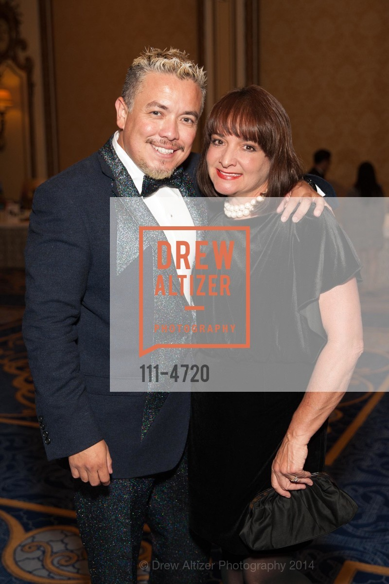 Victor Vargas, Barbara Klein, Photo #111-4720