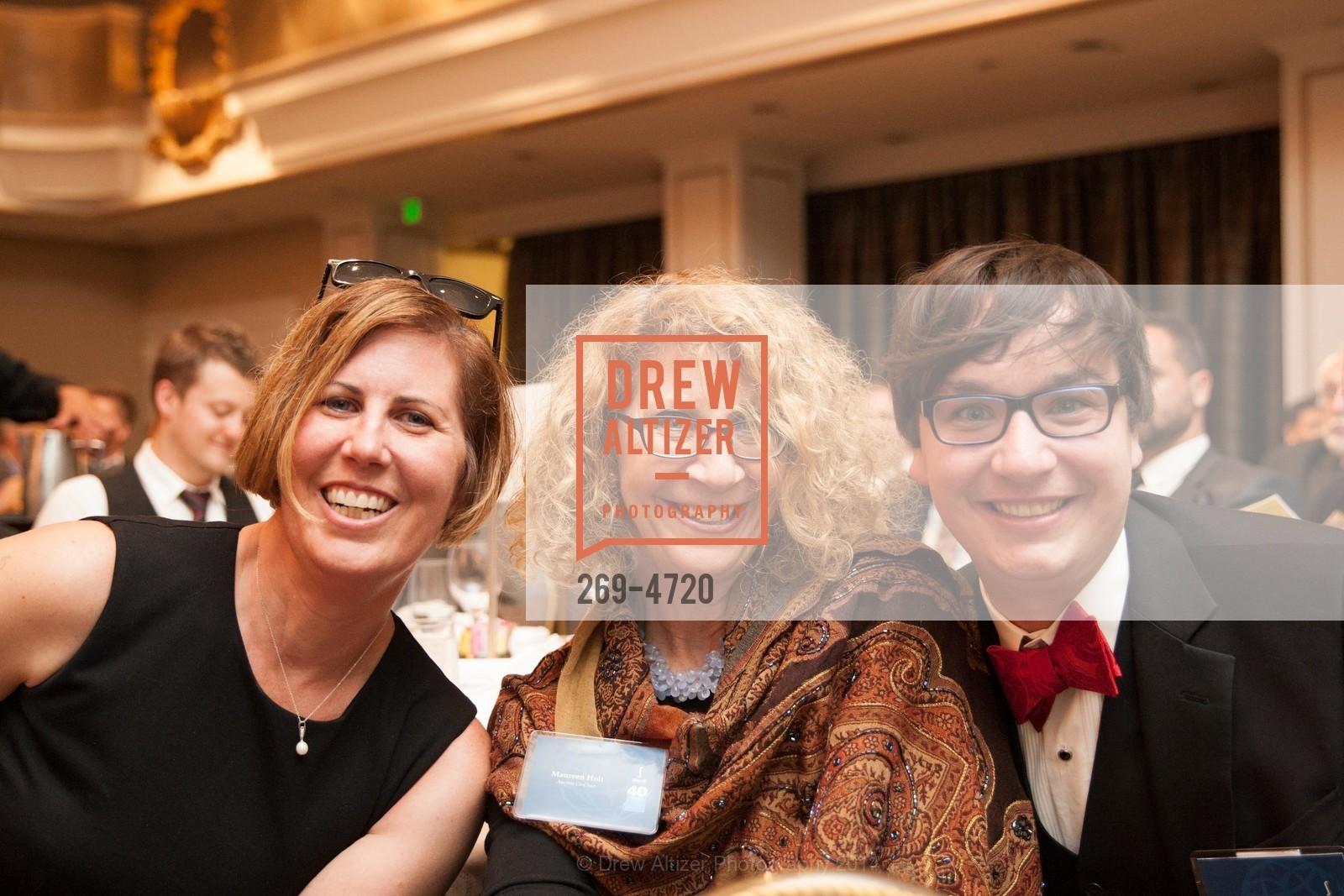 Susan Fisch, Maureen Holt, Christopher Wiseman, Photo #269-4720
