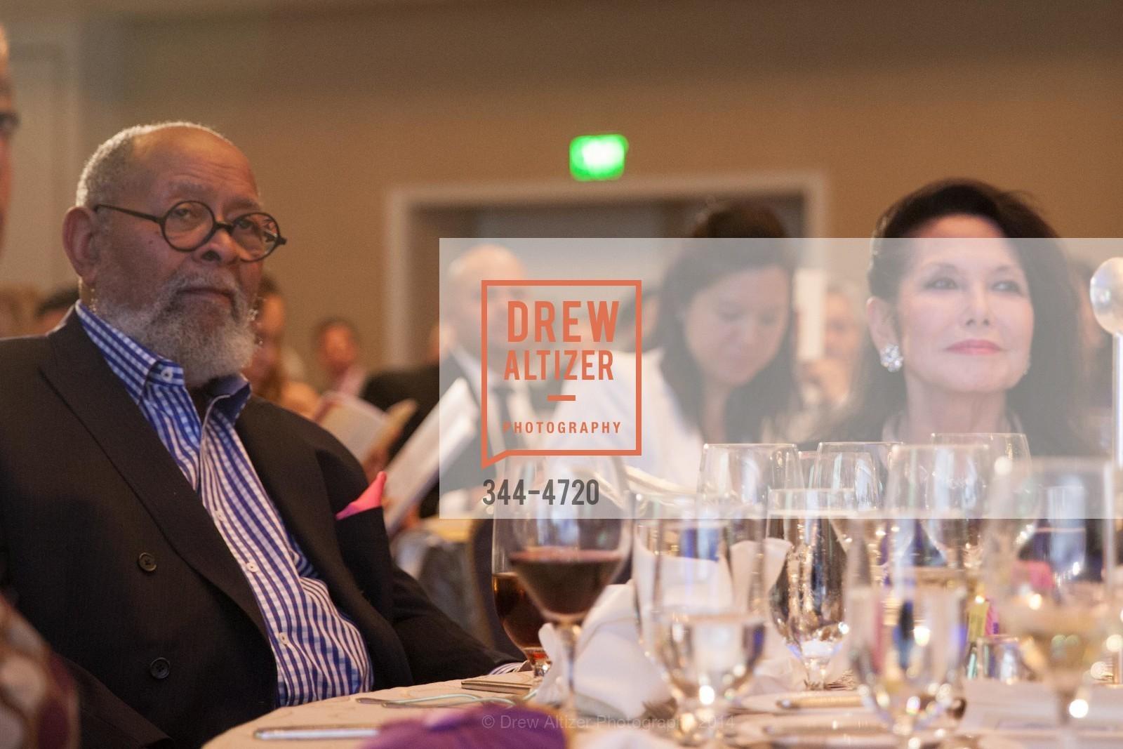 Cecil Williams, Janice Mirikitani, Photo #344-4720