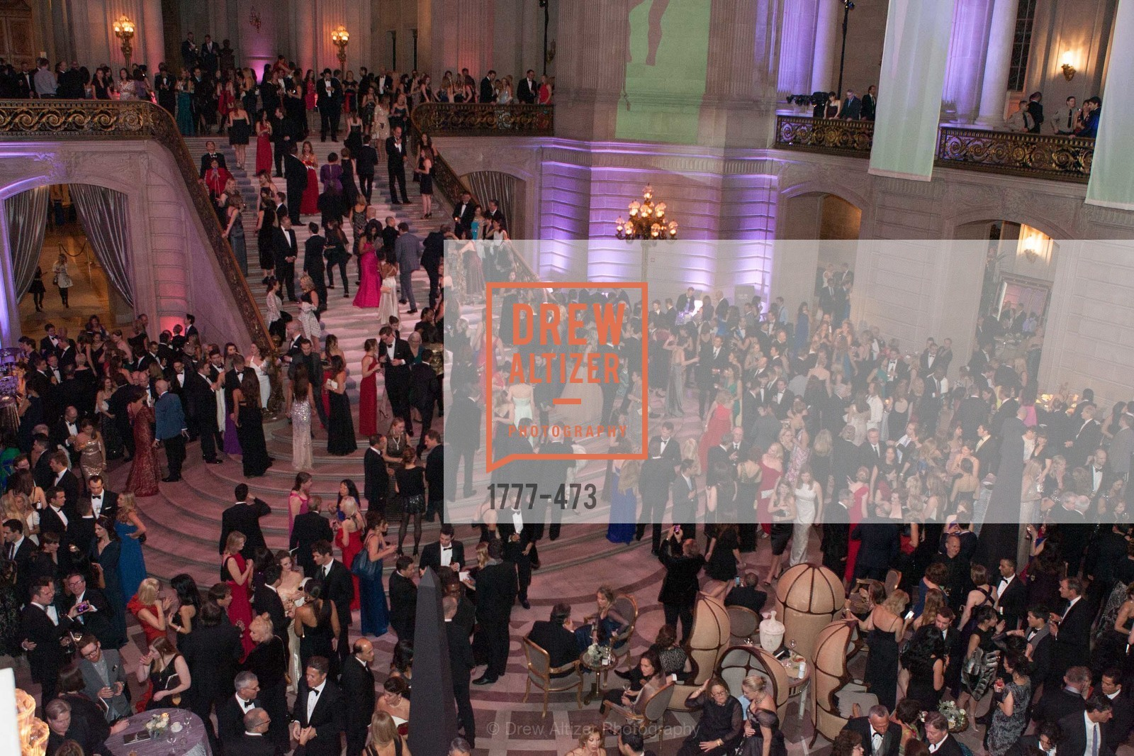 Atmosphere, ENCORE! at San Francisco BALLET'S 2014 Season Opening Night Gala, US. US, January 22nd, 2014,Drew Altizer, Drew Altizer Photography, full-service agency, private events, San Francisco photographer, photographer california