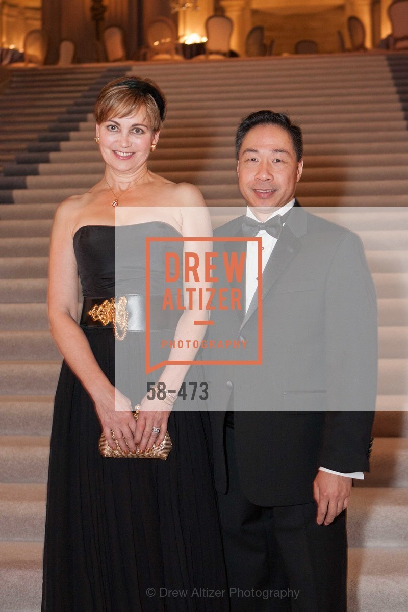 Jane Burkhard, Wilson Yan, ENCORE! at San Francisco BALLET'S 2014 Season Opening Night Gala, US. US, January 22nd, 2014,Drew Altizer, Drew Altizer Photography, full-service agency, private events, San Francisco photographer, photographer california