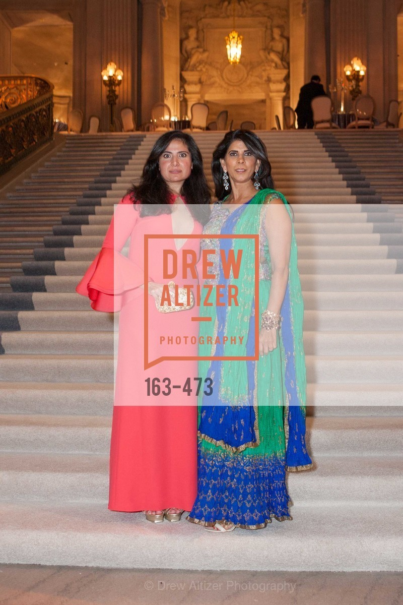 Minal Jethmal, Sujata Pherwani, ENCORE! at San Francisco BALLET'S 2014 Season Opening Night Gala, US. US, January 22nd, 2014,Drew Altizer, Drew Altizer Photography, full-service agency, private events, San Francisco photographer, photographer california