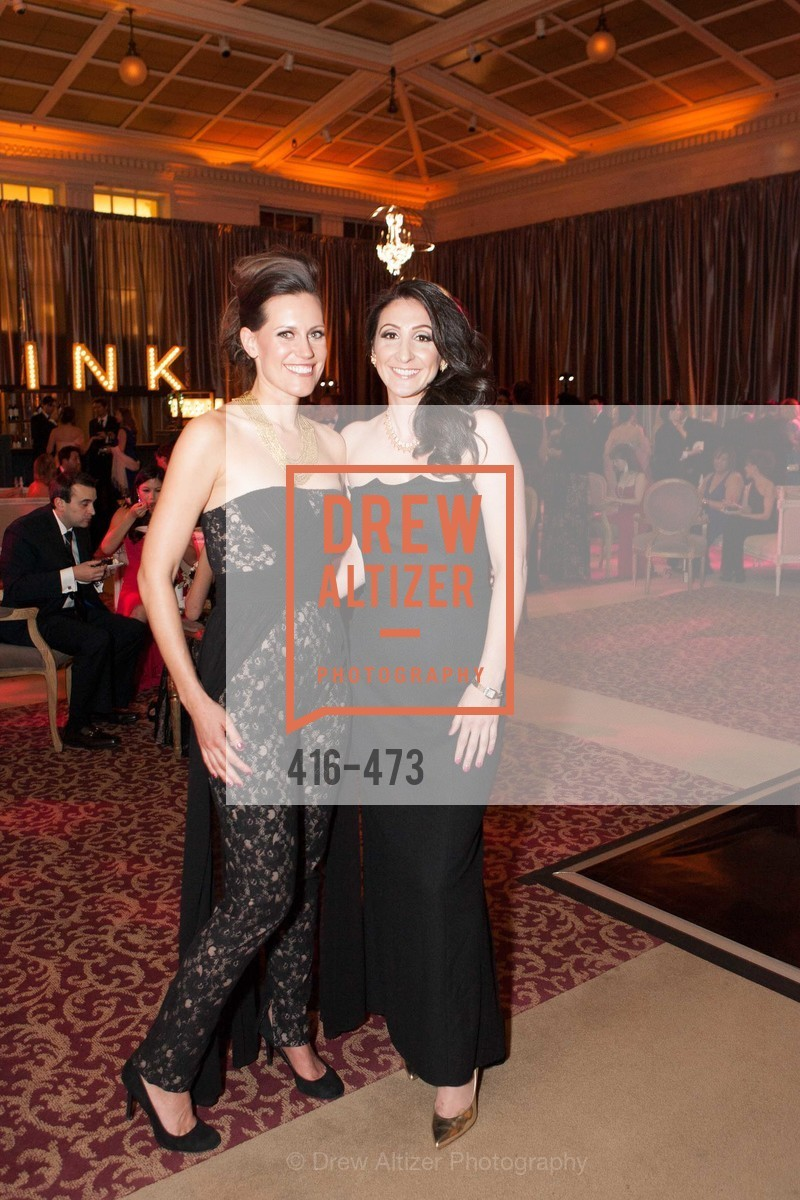Ashley Tudor, Sarah Maloof, ENCORE! at San Francisco BALLET'S 2014 Season Opening Night Gala, US. US, January 22nd, 2014,Drew Altizer, Drew Altizer Photography, full-service agency, private events, San Francisco photographer, photographer california