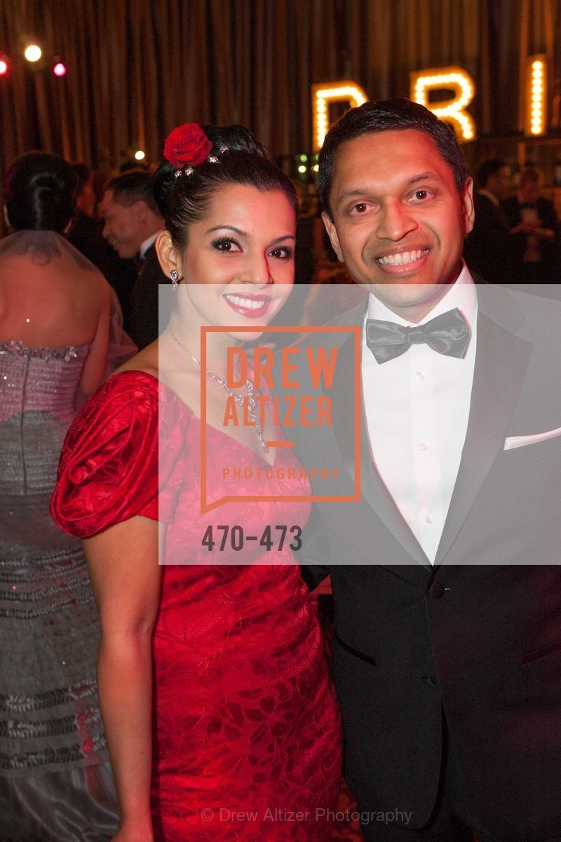 Ruwa Sumanasekera, Rajitha Sumanasekera, ENCORE! at San Francisco BALLET'S 2014 Season Opening Night Gala, US. US, January 22nd, 2014,Drew Altizer, Drew Altizer Photography, full-service event agency, private events, San Francisco photographer, photographer California