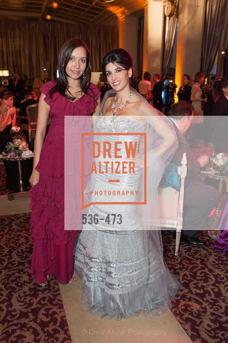 Sonali Valakrishna, Veronica Rivas-Tramontozzi, ENCORE! at San Francisco BALLET'S 2014 Season Opening Night Gala, US. US, January 22nd, 2014,Drew Altizer, Drew Altizer Photography, full-service agency, private events, San Francisco photographer, photographer california