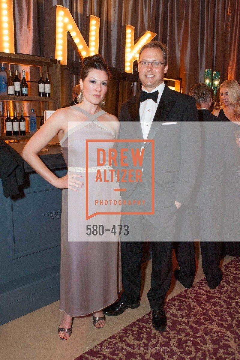 Erica Olson, Scott Ward, ENCORE! at San Francisco BALLET'S 2014 Season Opening Night Gala, US. US, January 22nd, 2014,Drew Altizer, Drew Altizer Photography, full-service agency, private events, San Francisco photographer, photographer california