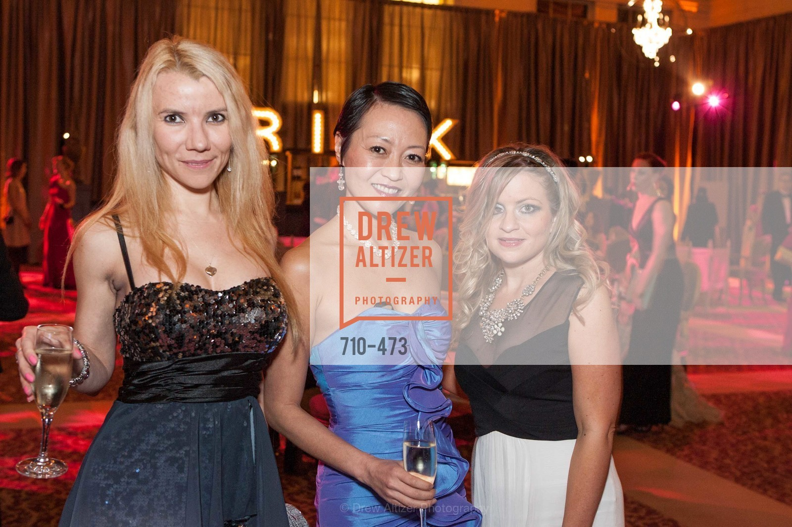 Victoria Devinova, Carrie Lerner, Julie Hall, ENCORE! at San Francisco BALLET'S 2014 Season Opening Night Gala, US. US, January 22nd, 2014,Drew Altizer, Drew Altizer Photography, full-service agency, private events, San Francisco photographer, photographer california