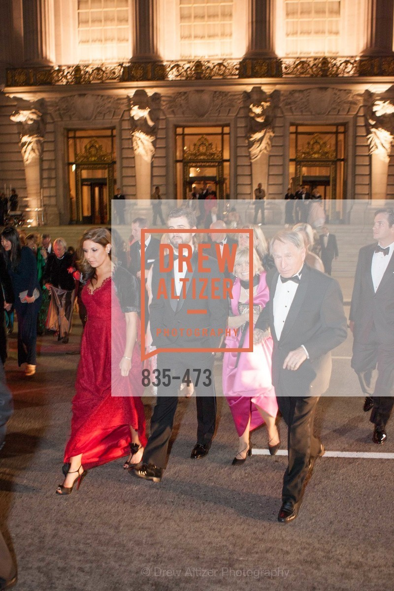 Extras, ENCORE! at San Francisco BALLET'S 2014 Season Opening Night Gala, January 22nd, 2014, Photo