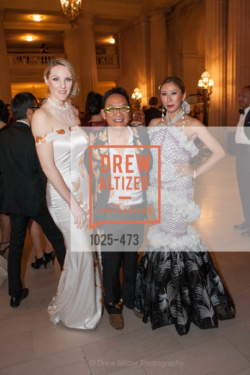 Tuan Tran, Rumiko McCarthy, ENCORE! at San Francisco BALLET'S 2014 Season Opening Night Gala, US. US, January 22nd, 2014,Drew Altizer, Drew Altizer Photography, full-service event agency, private events, San Francisco photographer, photographer California