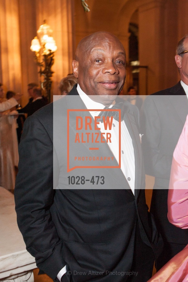 Willie Brown, ENCORE! at San Francisco BALLET'S 2014 Season Opening Night Gala, US. US, January 22nd, 2014,Drew Altizer, Drew Altizer Photography, full-service agency, private events, San Francisco photographer, photographer california