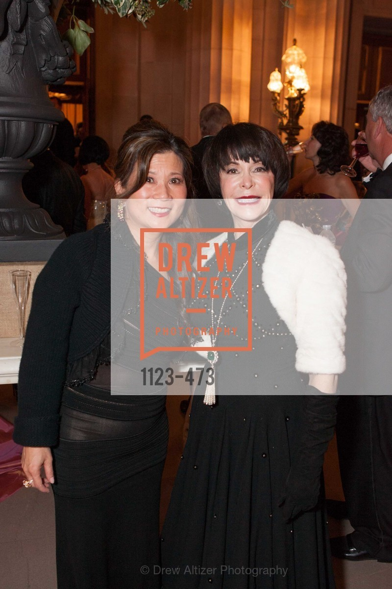 Adrienne Lee, Jill Chosen, ENCORE! at San Francisco BALLET'S 2014 Season Opening Night Gala, US. US, January 22nd, 2014,Drew Altizer, Drew Altizer Photography, full-service agency, private events, San Francisco photographer, photographer california