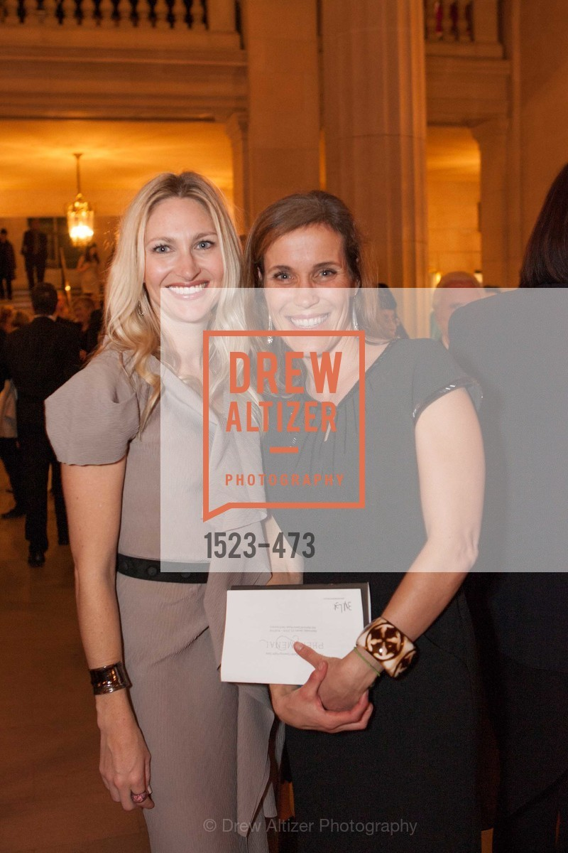 Rebecca Nadal, Emily Hanson, ENCORE! at San Francisco BALLET'S 2014 Season Opening Night Gala, US. US, January 22nd, 2014,Drew Altizer, Drew Altizer Photography, full-service agency, private events, San Francisco photographer, photographer california