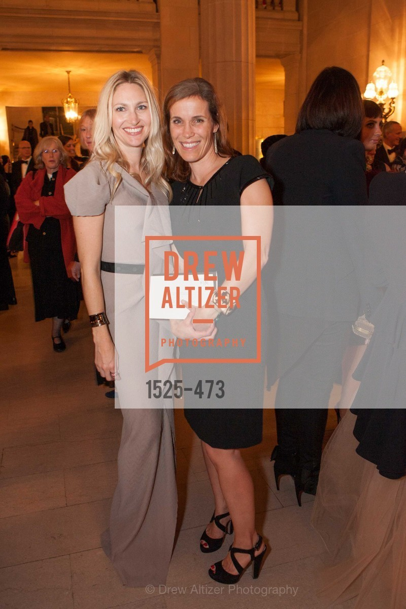 Rebecca Nadal, Emily Hanson, ENCORE! at San Francisco BALLET'S 2014 Season Opening Night Gala, US. US, January 22nd, 2014,Drew Altizer, Drew Altizer Photography, full-service event agency, private events, San Francisco photographer, photographer California