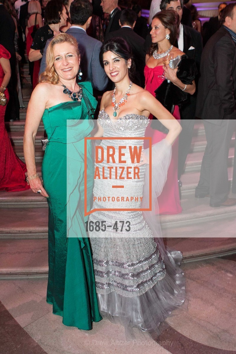 Esther Befrutos, Veronica Rivas-Tramontozzi, ENCORE! at San Francisco BALLET'S 2014 Season Opening Night Gala, US. US, January 22nd, 2014,Drew Altizer, Drew Altizer Photography, full-service agency, private events, San Francisco photographer, photographer california