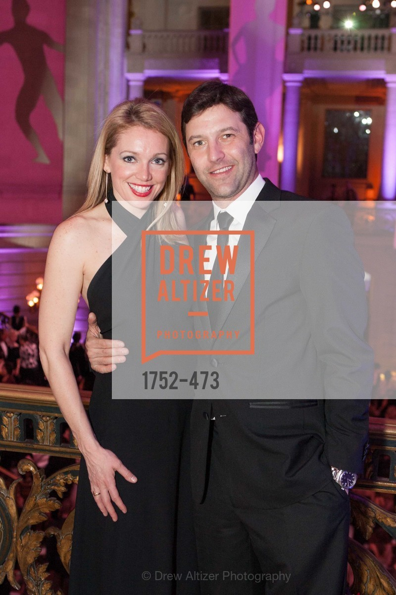 Jennifer Orn, Clayton Dabney, ENCORE! at San Francisco BALLET'S 2014 Season Opening Night Gala, US. US, January 22nd, 2014,Drew Altizer, Drew Altizer Photography, full-service agency, private events, San Francisco photographer, photographer california