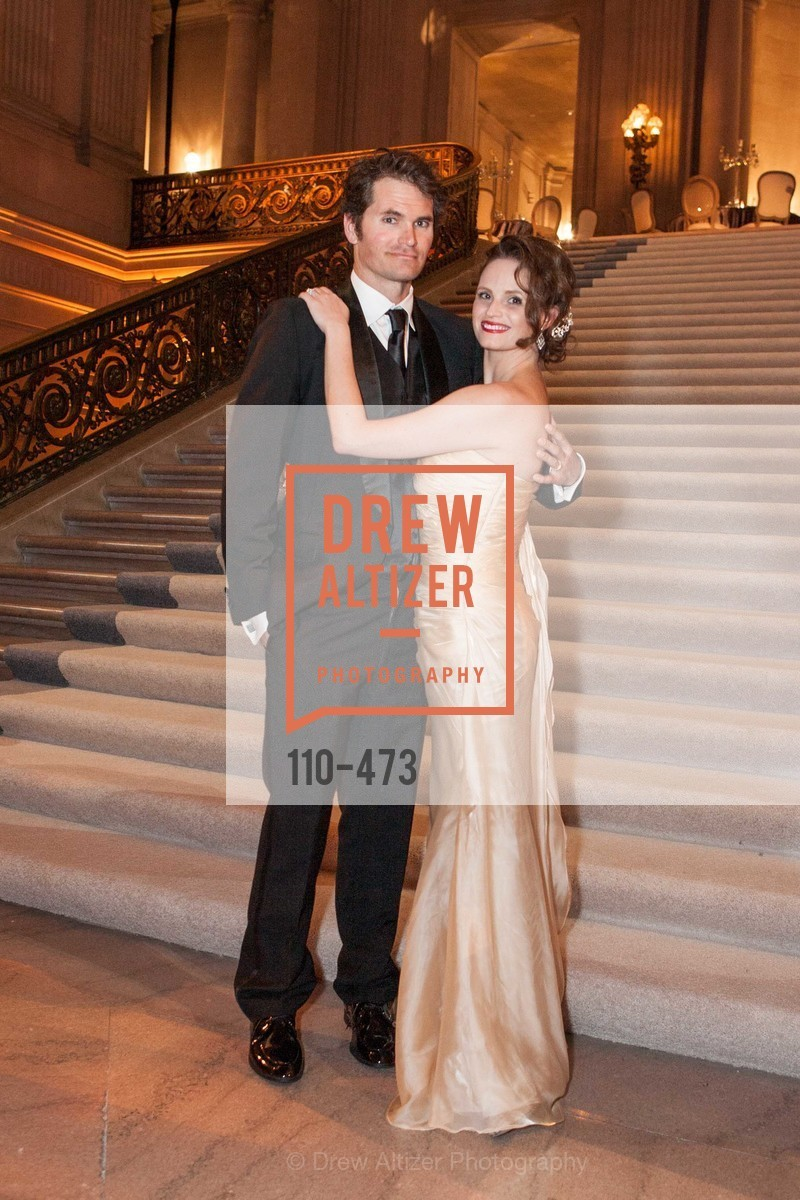 Rhett Butler, Alyson Blume, ENCORE! at San Francisco BALLET'S 2014 Season Opening Night Gala, US. US, January 22nd, 2014,Drew Altizer, Drew Altizer Photography, full-service event agency, private events, San Francisco photographer, photographer California