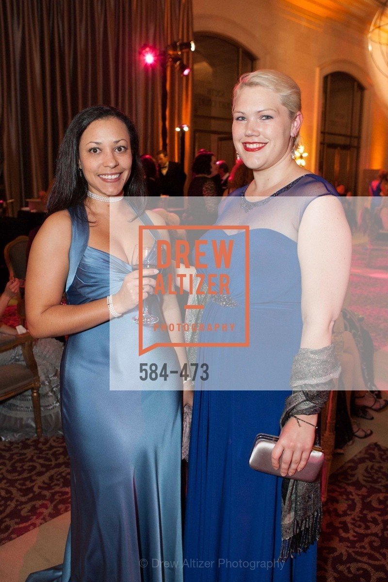 Danielle Kennedy, Caitlin Young, ENCORE! at San Francisco BALLET'S 2014 Season Opening Night Gala, US. US, January 22nd, 2014,Drew Altizer, Drew Altizer Photography, full-service agency, private events, San Francisco photographer, photographer california