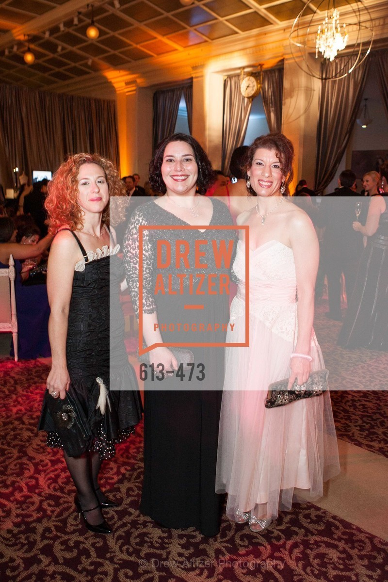 Katy Dinner, Nancy Curtis, Rebecca Zito, ENCORE! at San Francisco BALLET'S 2014 Season Opening Night Gala, US. US, January 22nd, 2014,Drew Altizer, Drew Altizer Photography, full-service agency, private events, San Francisco photographer, photographer california
