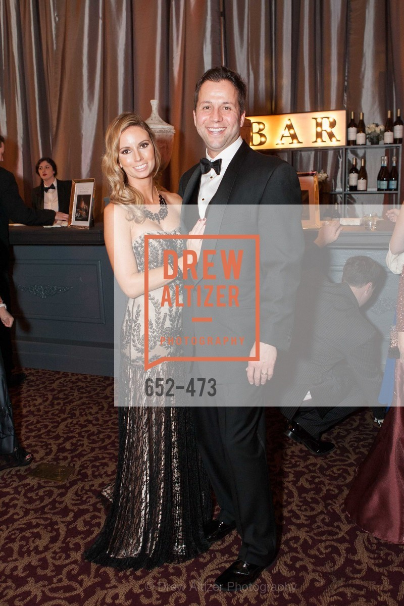 Kelly Pearson, Rob Pearson, ENCORE! at San Francisco BALLET'S 2014 Season Opening Night Gala, US. US, January 22nd, 2014,Drew Altizer, Drew Altizer Photography, full-service agency, private events, San Francisco photographer, photographer california