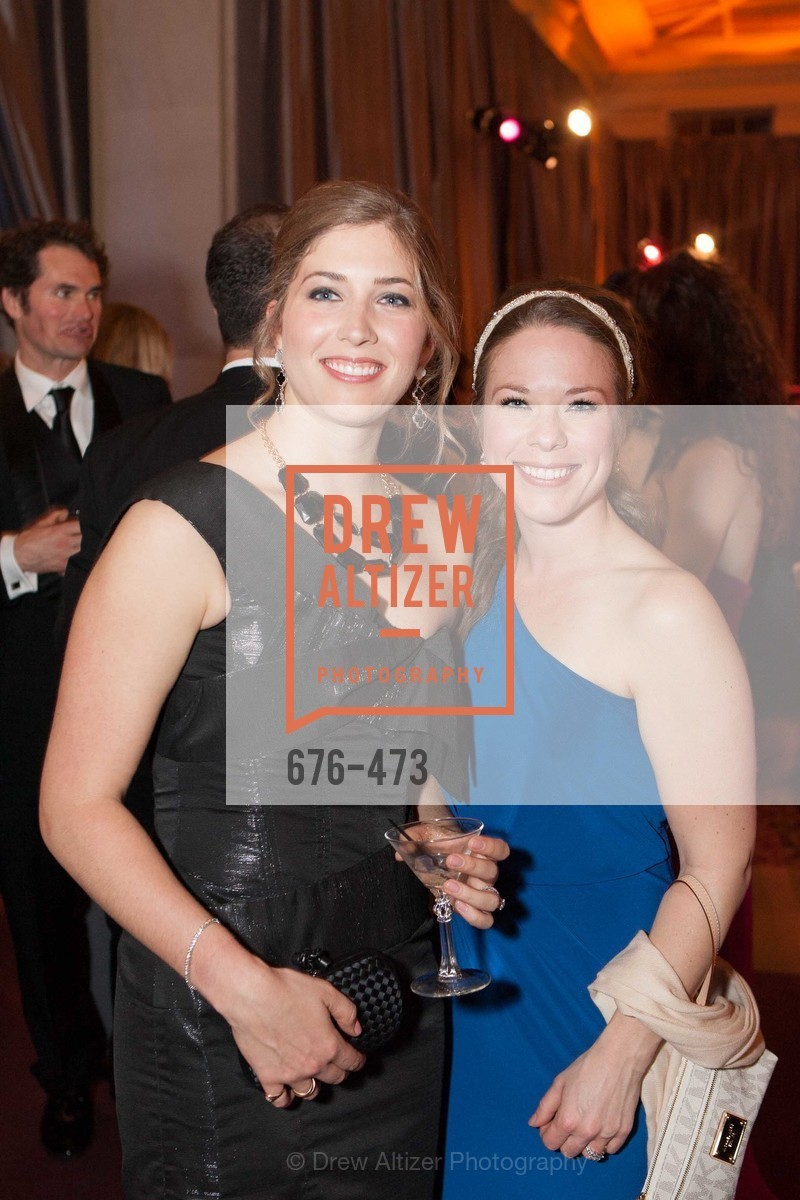 Victoria Weatherford, Carolyn Gardner, ENCORE! at San Francisco BALLET'S 2014 Season Opening Night Gala, US. US, January 22nd, 2014,Drew Altizer, Drew Altizer Photography, full-service event agency, private events, San Francisco photographer, photographer California