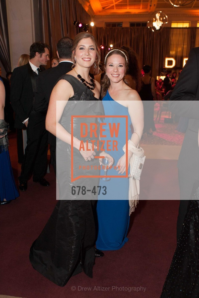 Victoria Weatherford, Carolyn Gardner, ENCORE! at San Francisco BALLET'S 2014 Season Opening Night Gala, US. US, January 22nd, 2014,Drew Altizer, Drew Altizer Photography, full-service agency, private events, San Francisco photographer, photographer california