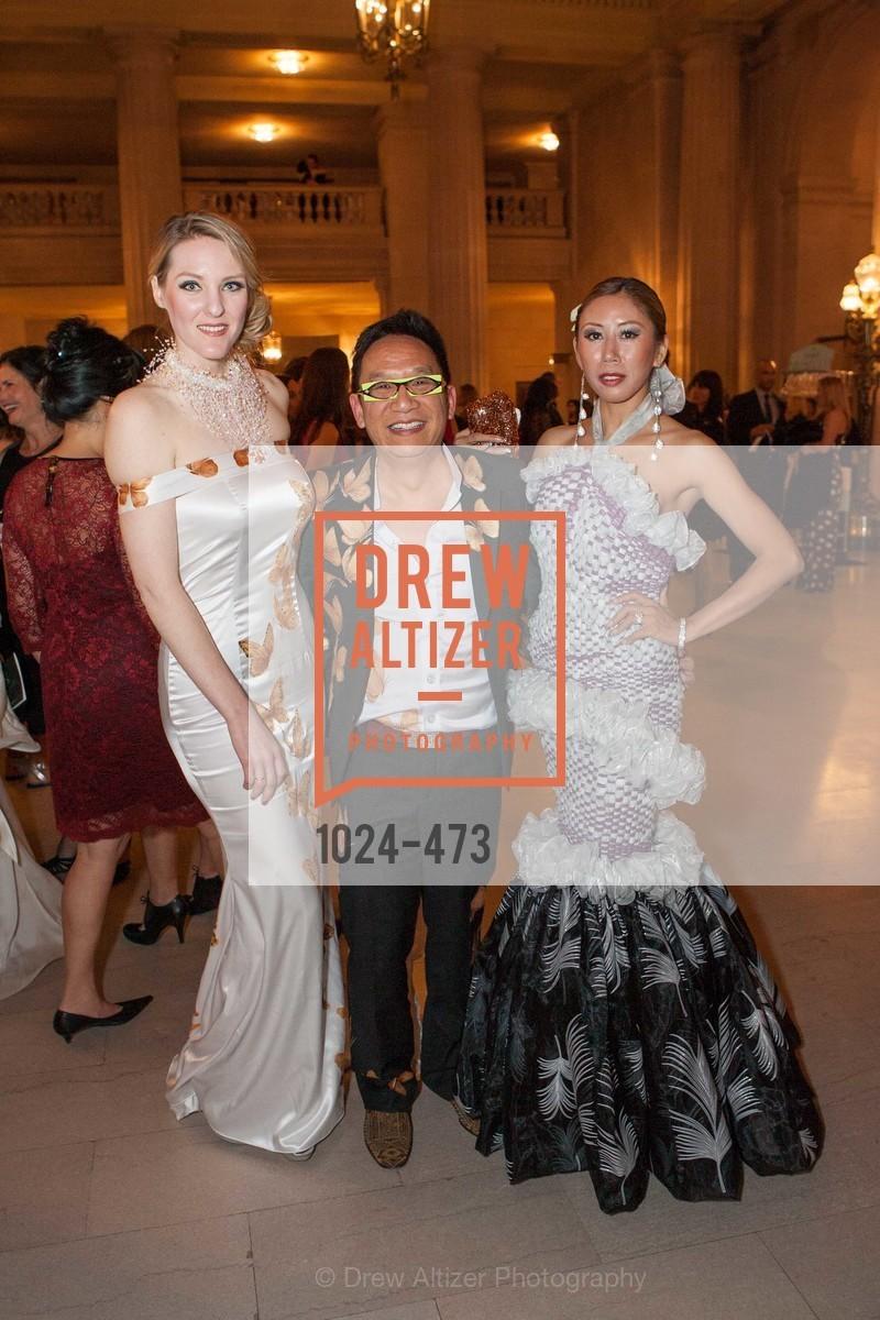 Tuan Tran, Rumiko McCarthy, ENCORE! at San Francisco BALLET'S 2014 Season Opening Night Gala, US. US, January 22nd, 2014