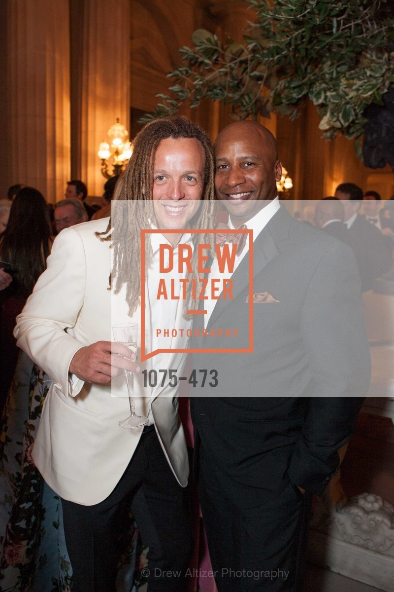 Keith Hunter, Roger Wood, ENCORE! at San Francisco BALLET'S 2014 Season Opening Night Gala, US. US, January 22nd, 2014,Drew Altizer, Drew Altizer Photography, full-service agency, private events, San Francisco photographer, photographer california
