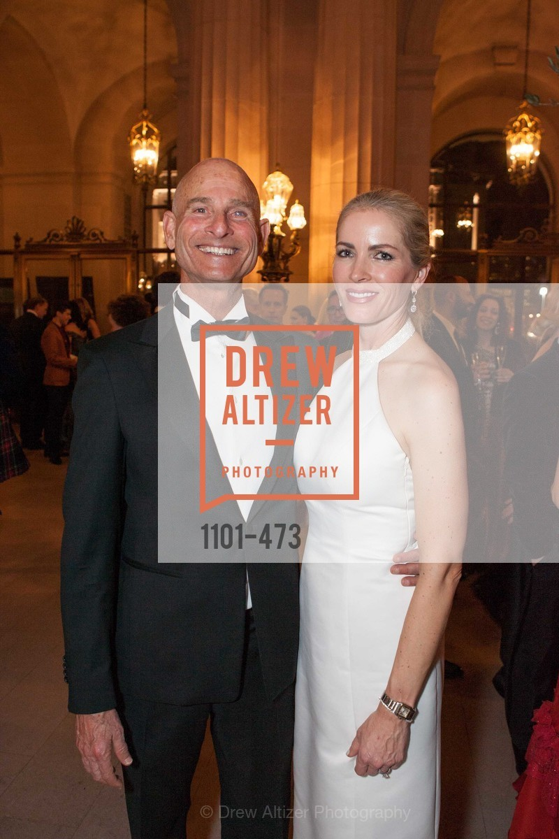 Mitch Menaged, Debbie Menaged, ENCORE! at San Francisco BALLET'S 2014 Season Opening Night Gala, US. US, January 22nd, 2014,Drew Altizer, Drew Altizer Photography, full-service event agency, private events, San Francisco photographer, photographer California