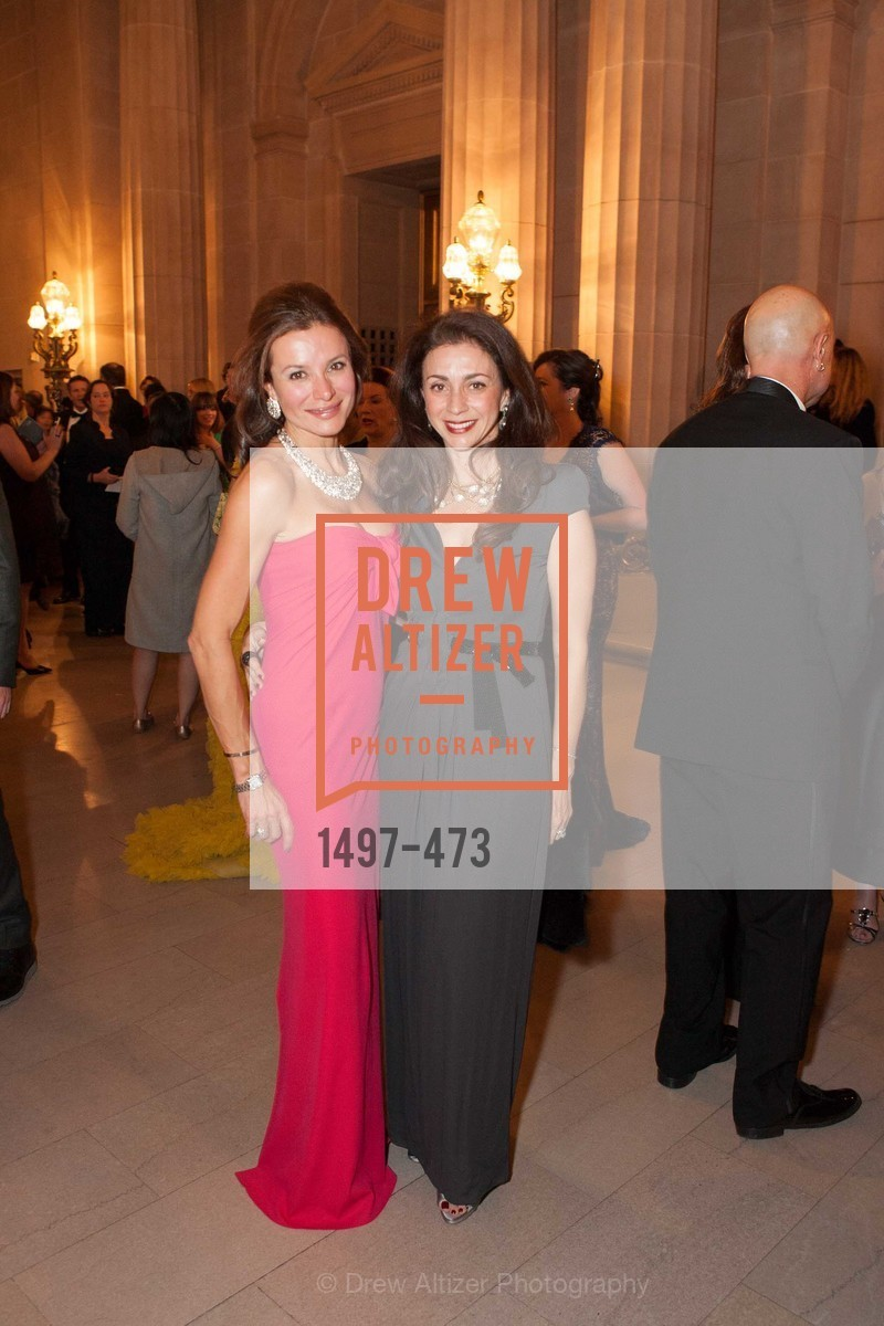 Claudia Ross, Maryam Muduroglu, ENCORE! at San Francisco BALLET'S 2014 Season Opening Night Gala, US. US, January 22nd, 2014,Drew Altizer, Drew Altizer Photography, full-service agency, private events, San Francisco photographer, photographer california